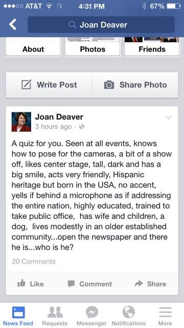 Joan Deaver
