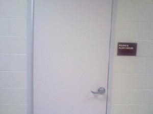 GOP door