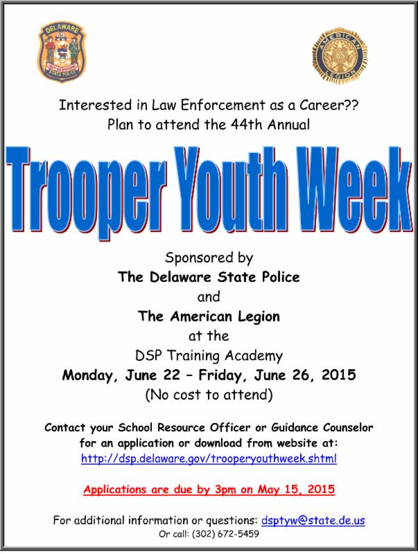 trooperyouthweek