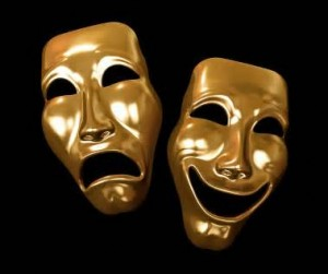 theater mask